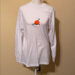 Jerzees Fall long sleeve t-shirt